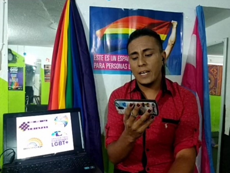 Actividades del orgullo LGBTTTIQ+ se realizarán virtualmente