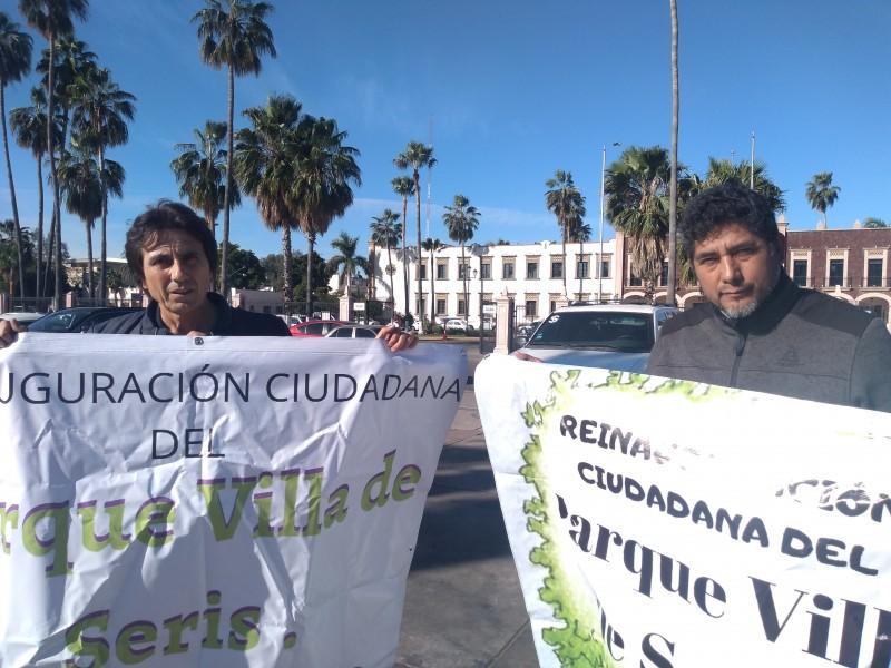 Activistas ambientales rechazan se concesione una parte de La Sauceda