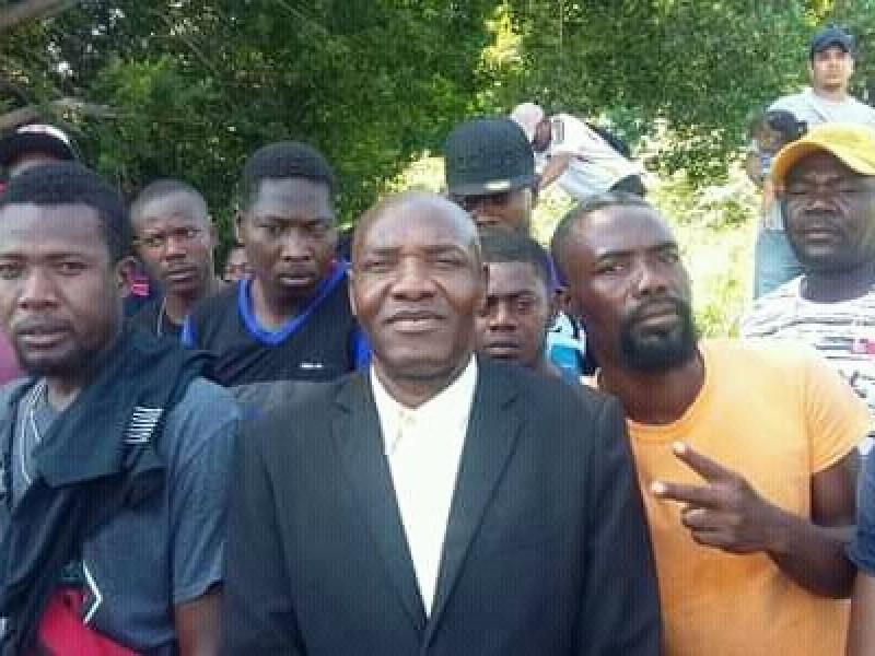 Activistas piden atención a las autoridades mexicanas a migrantes haitianos