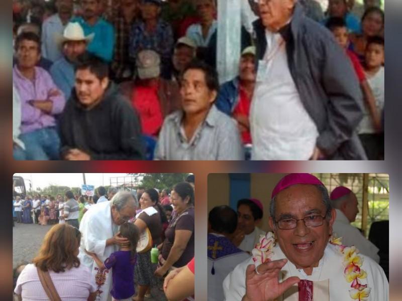 Obispo Lona Reyes, pide no lucrar con el corredor interoceánico