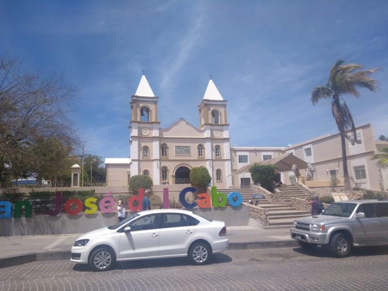 Activo turismo religioso en Semana Santa