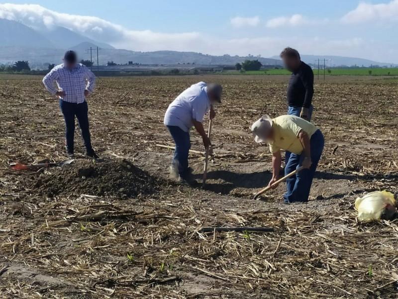 Actualización: 9 personas exhumadas en fosa de Xalisco