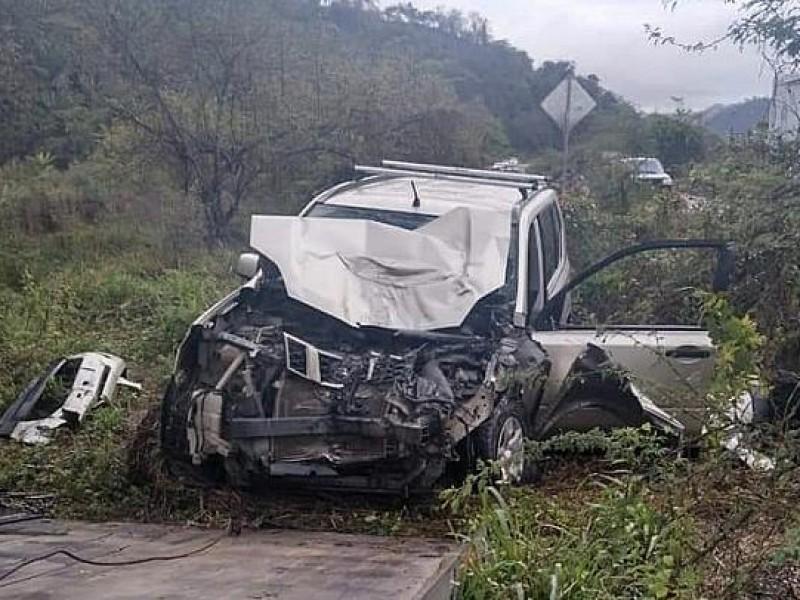 Actualización: Continúan accidentes en la federal 200