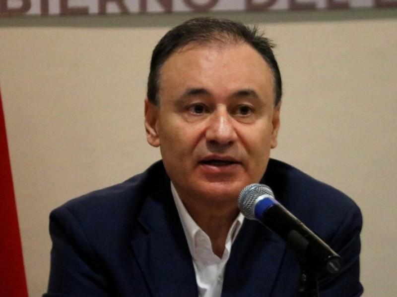 """Actuaré con la """"ya casi"""" investidura de gobernador: Alfonso Durazo"""