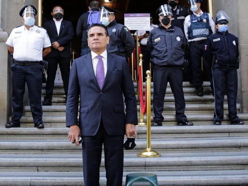 Acude Gobernador de Michoacán a SCJN