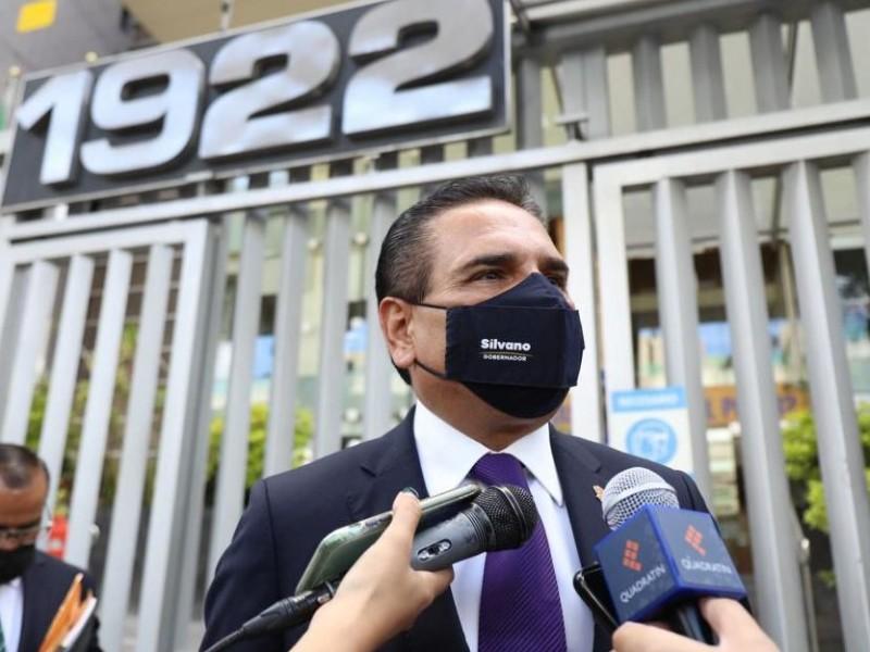 Acude Silvano a CNDH en camino contra narcoelección en Michoacán