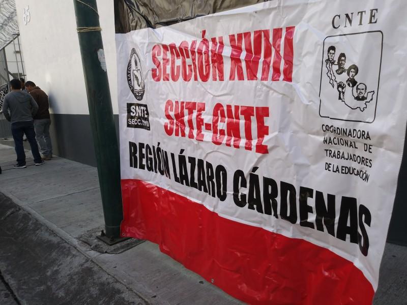 Acuerda CNTE nuevo repliegue de bloqueos en vías