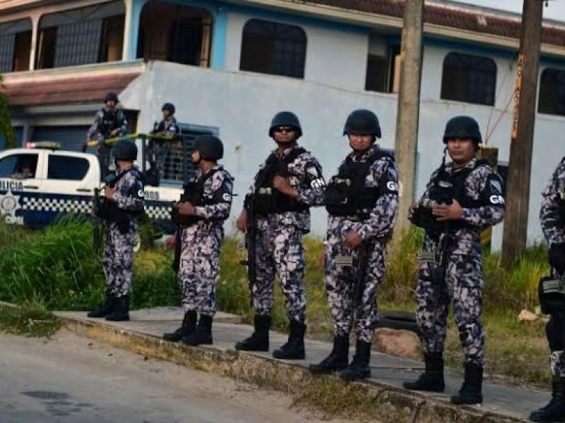 Acuerdan acciones sobre Guardia Nacional en sureste