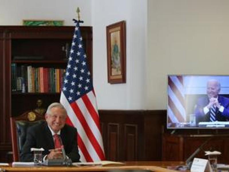 Acuerdan USA y México cooperación bilateral y multilateral sobre migración