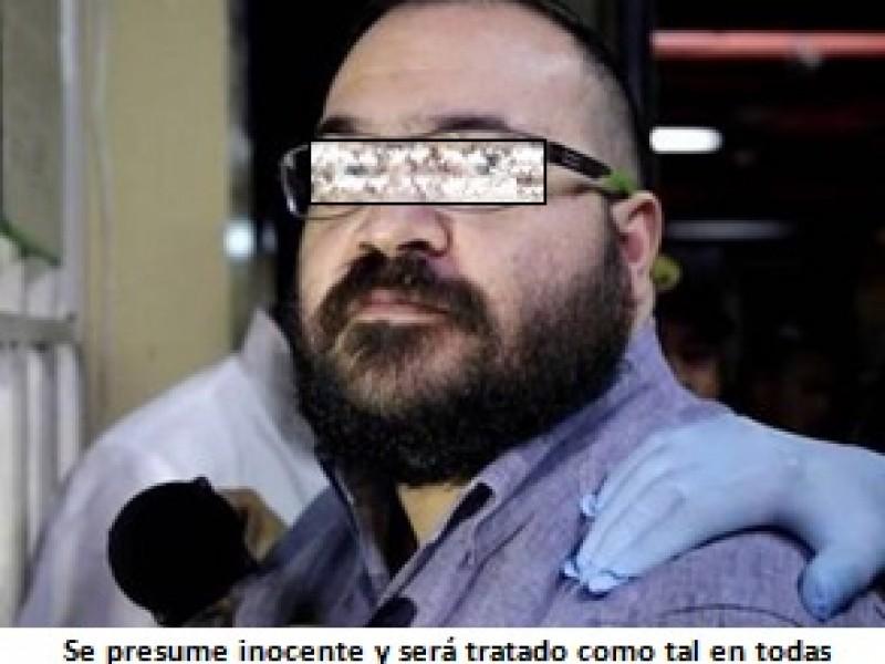 Acumulan cargos contra Duarte