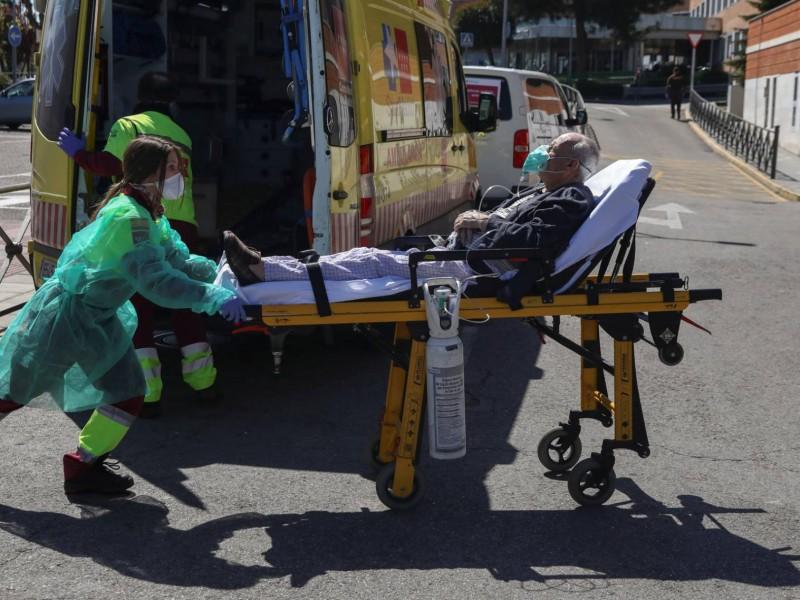 Acumula España más de 30 mil infecciones desde Año nuevo