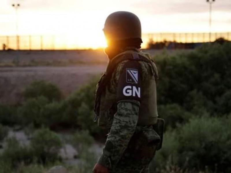 Acumula Guardia Nacional dos quejas en Zacatecas