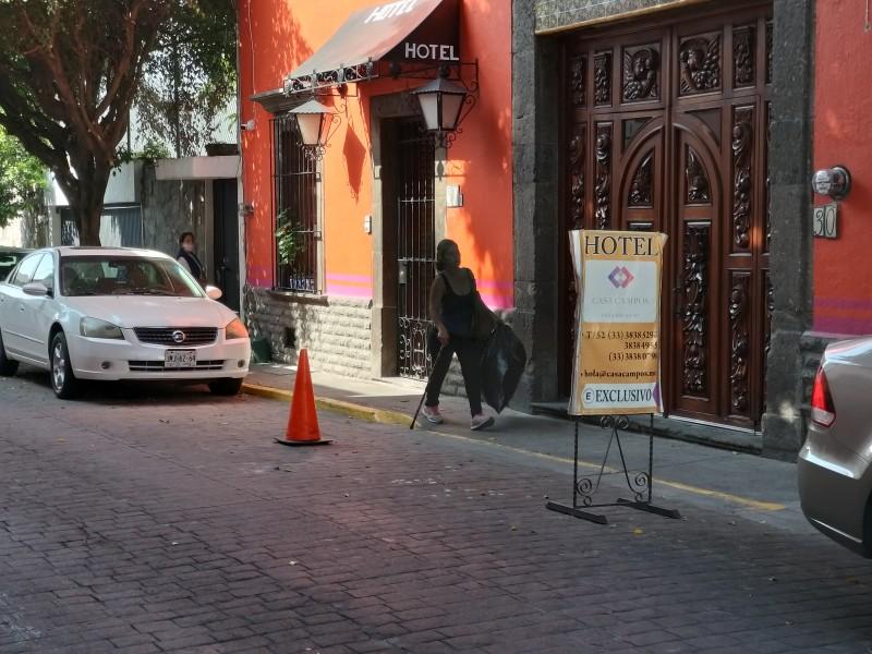 Acumula Jalisco un 34.47% de ocupación hotelera en el año
