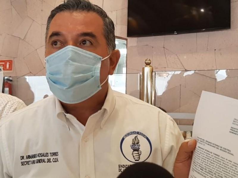 Acusa Armando Rosales despido injustificado por el IMSS
