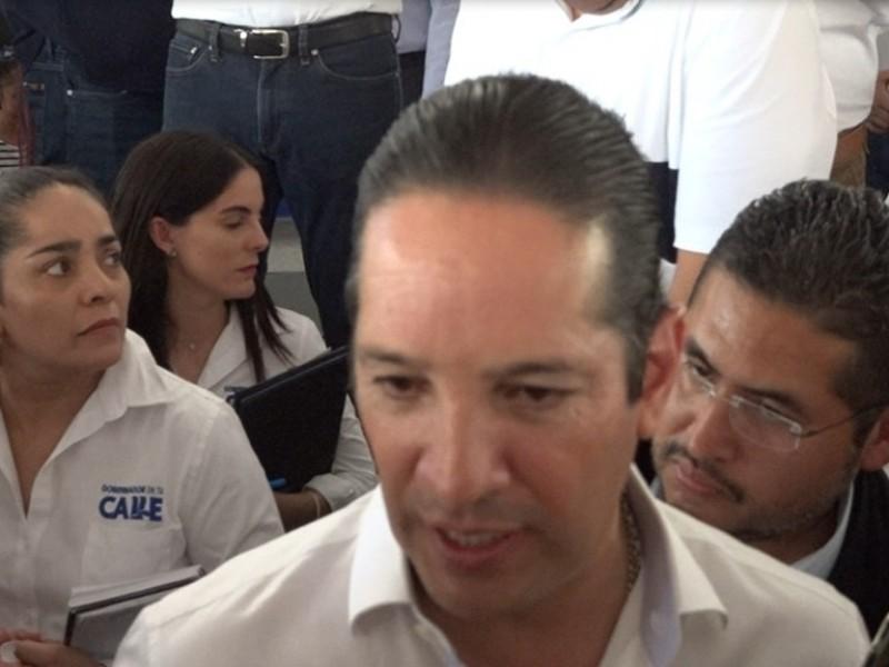 Acusa Gobernador intento extorsión para ''bajar'' su caso