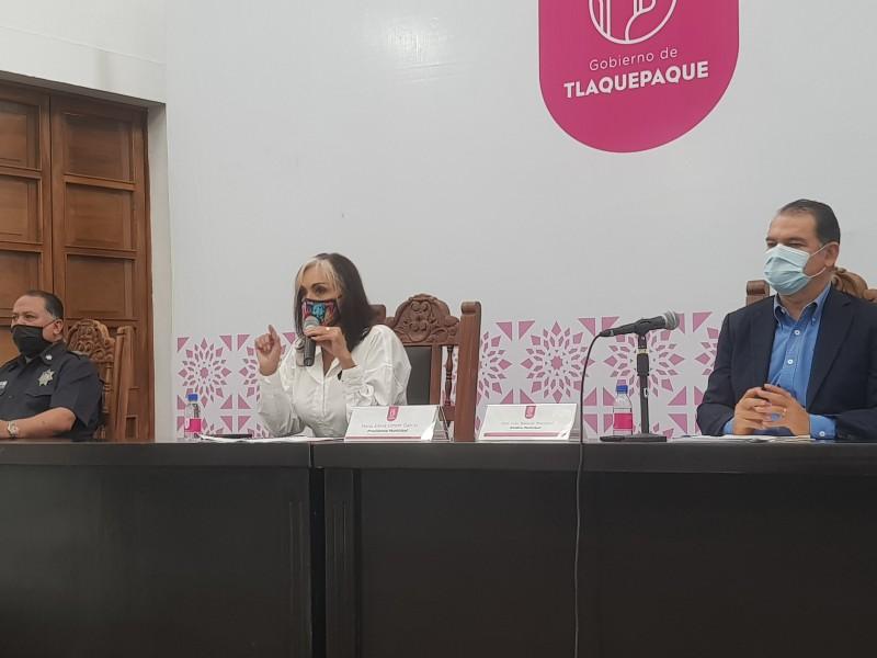 Acusa regidor de Tlaquepaque a presidenta municipal, ella se defiende