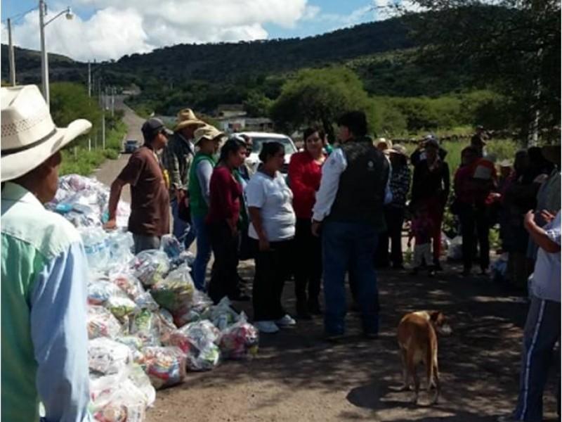 Acusan intervención de funcionarios estatales en conflicto Milpillas