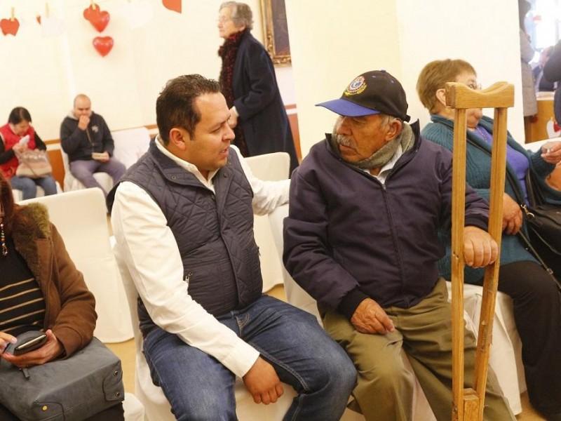 Acusan jubilados abusos por directivos del ISSSTEZAC