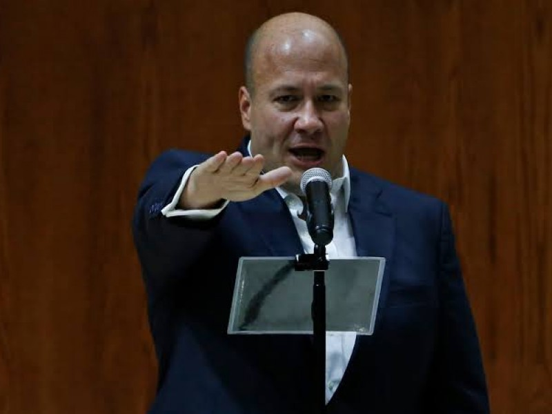 Adelantan informe de Gobierno de Enrique Alfaro