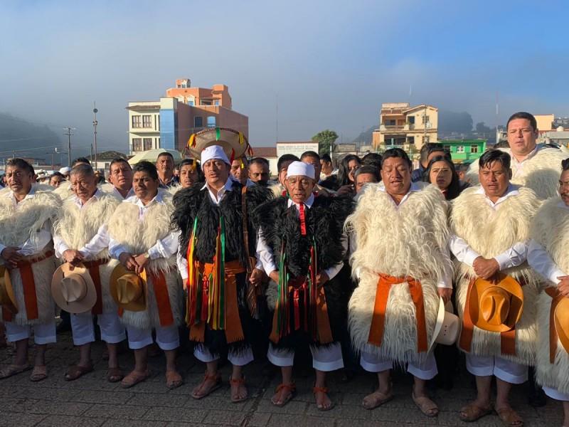 Adelantan toma de protestas alcaldes electos en Chiapas