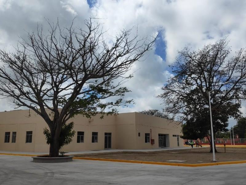 Adelantará Grupo México entrega de Hospital de Juchitán por COVID-19