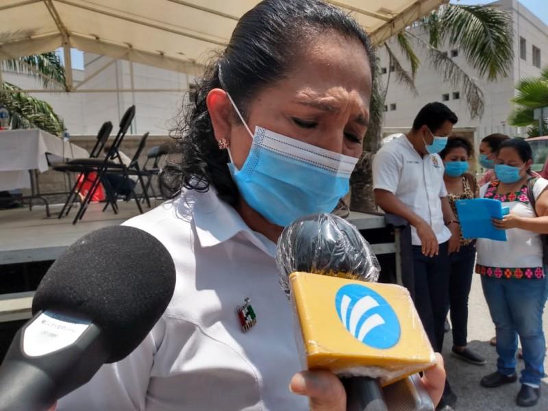 Adeudan dos mil mdp a personal de Salud en Chiapas