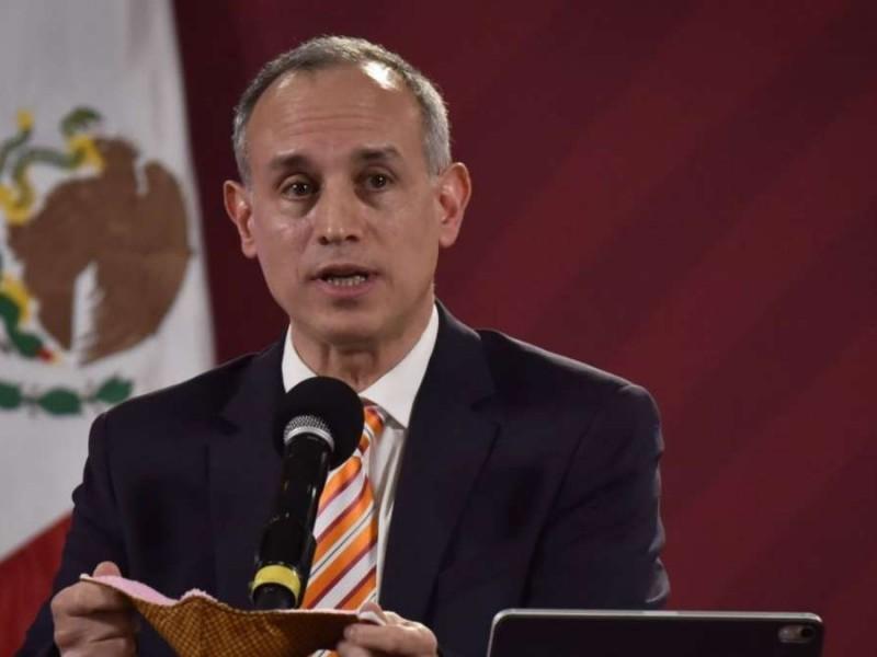 Admite CNDH queja del PAN contra López-Gatell