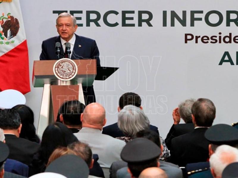 Admite presidente no bajan asesinatos