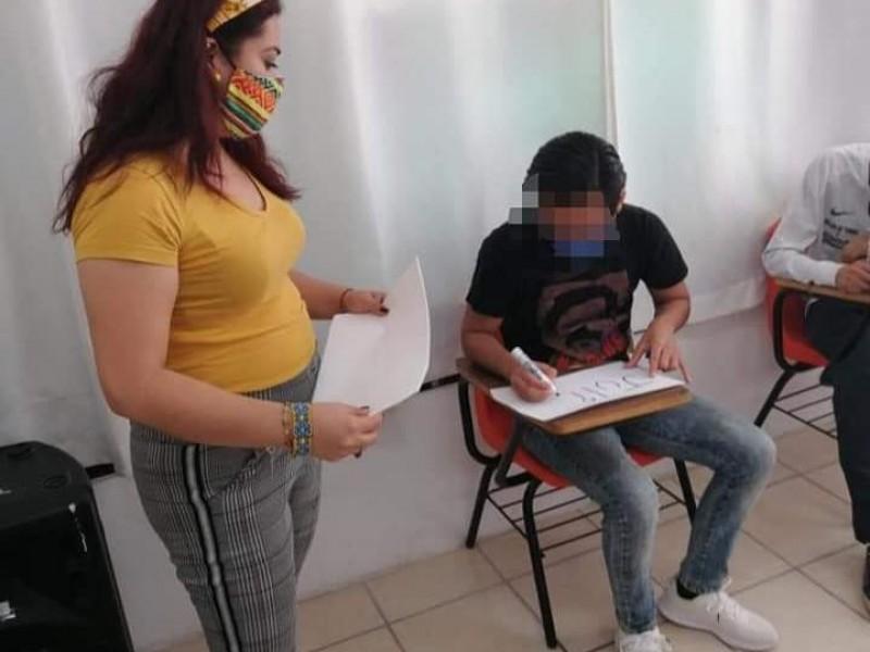 Adolescentes; principal sector afectado por rezago educativo y delincuencia