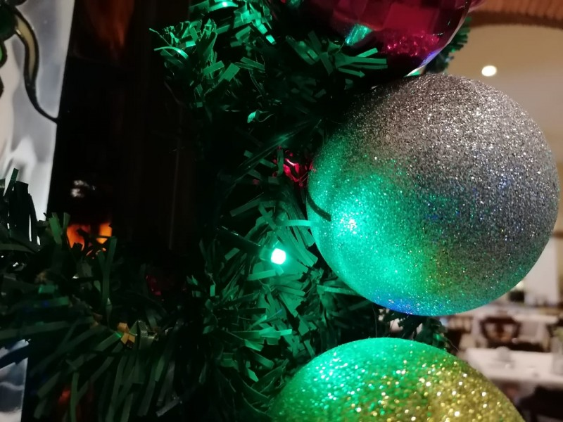Adornos navideños provocan el 60% de incendios durante mes decembrino