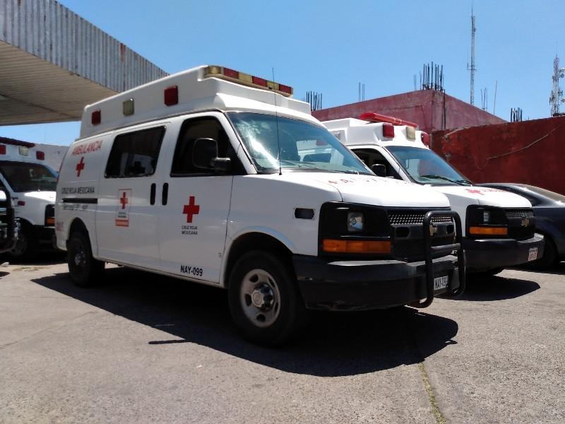 Adquirirá Cruz Roja dos nuevos equipos de respuesta