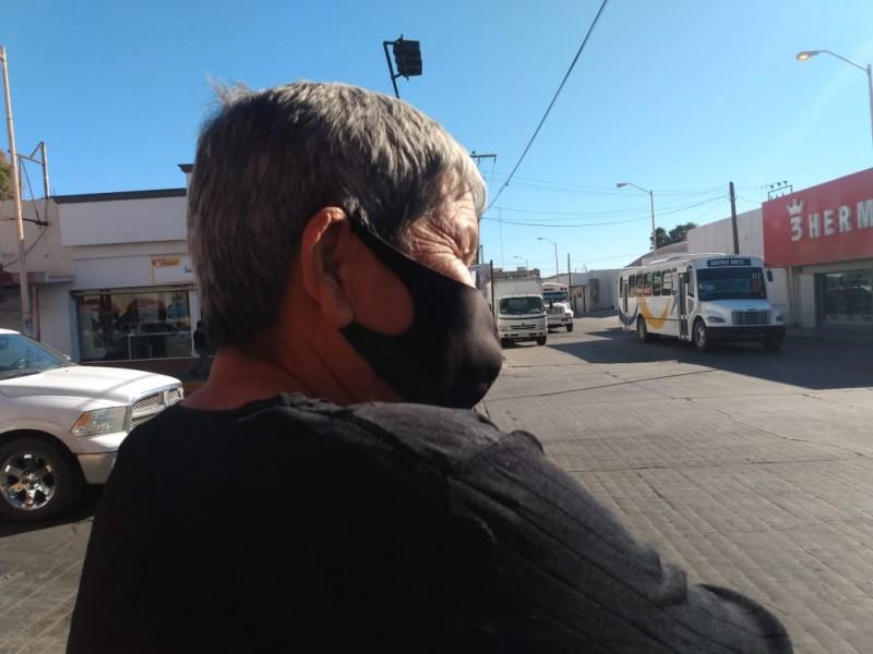 Adultos mayores de Sonora dispuestos a vacuna tras llegada