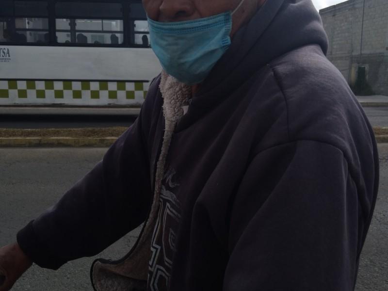 Adultos mayores los más afectados por pandemia  en Edomex