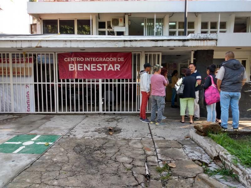 Adultos Mayores sin apoyos de Secretaría de Bienestar