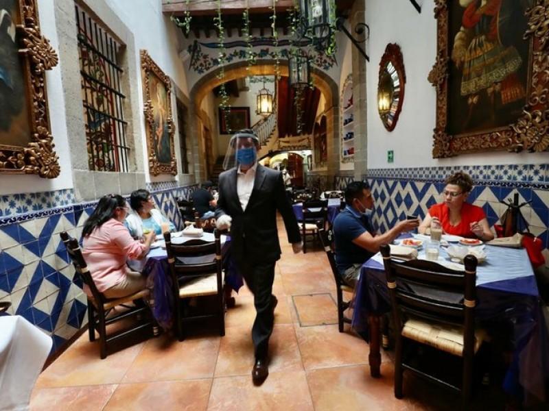 Advierte CANIRAC cierre de 3 mil restaurantes con botón