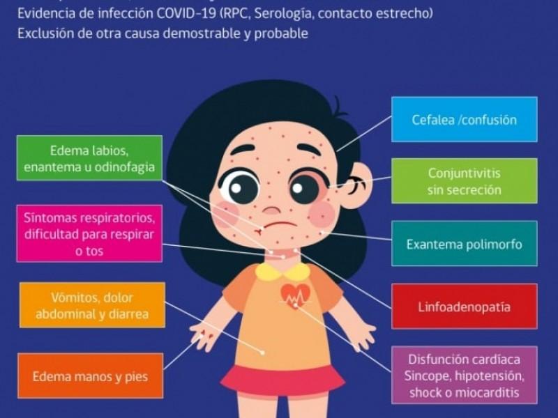 Advierte Isssteson del Síndrome Inflamatorio Sistémico en niños post covid-19