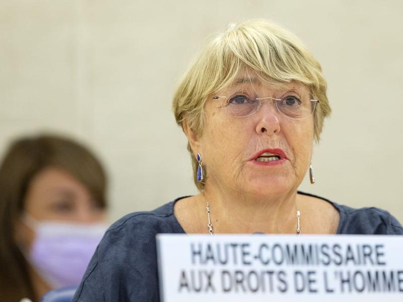 Advierte Michelle Bachelet sobre amenaza climática en México