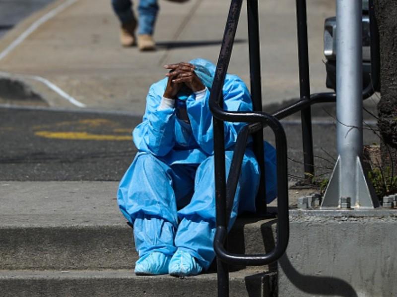 Advierten en EUA: Viene la semana más dura y triste