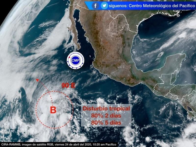 Advierten posile adelanto de ciclón tropical este fin de semana