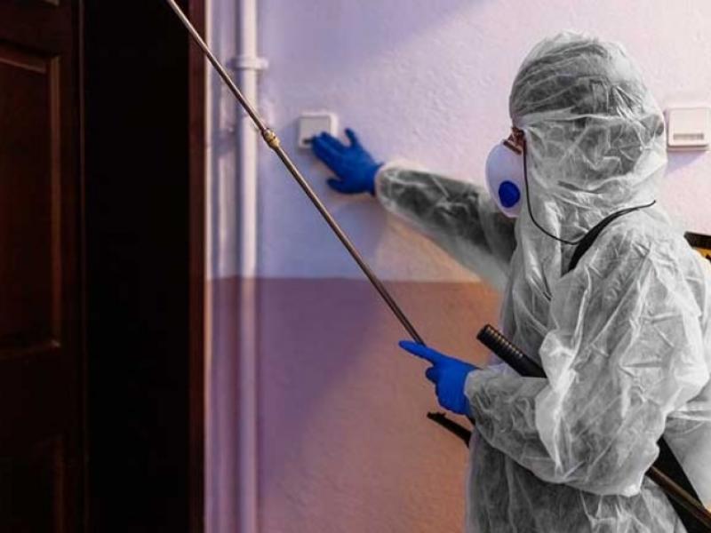 Advierten sobre falsas cuadrillas de sanitización en Ecuandureo