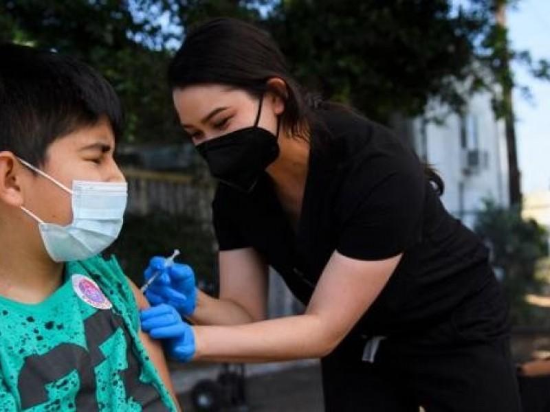 AEG a favor de la vacunación antiCOVID para menores