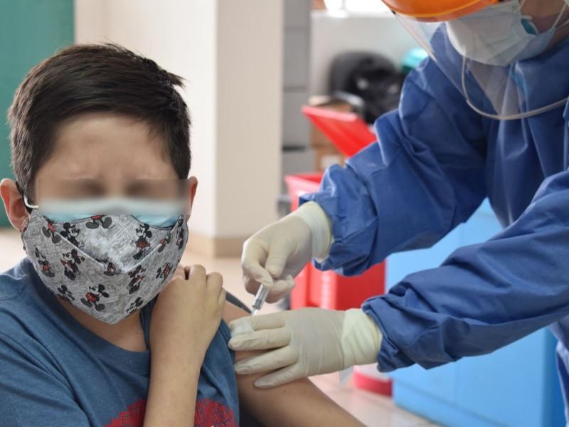 AEG no se opone a vacunación anticovid en niños