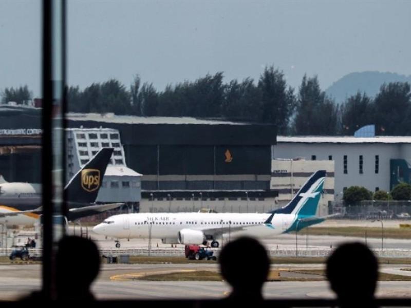 Aeroméxico suspende vuelos de sus seis aviones 737Max8