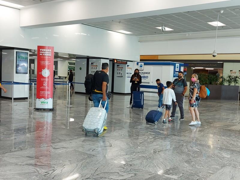 Aeropuerto de GDL podría recuperar afluencia en 2022