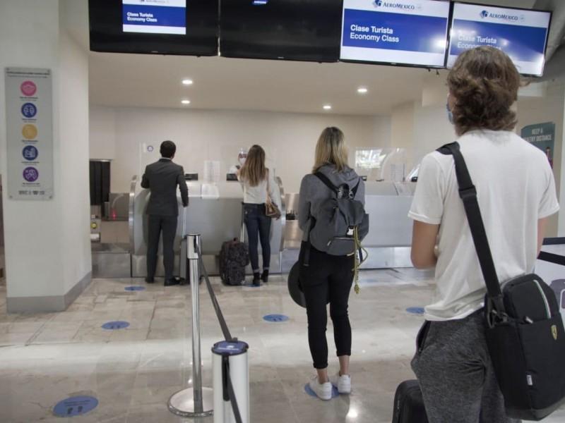 Aeropuerto de Querétaro contará con módulo de pruebas Covid-19