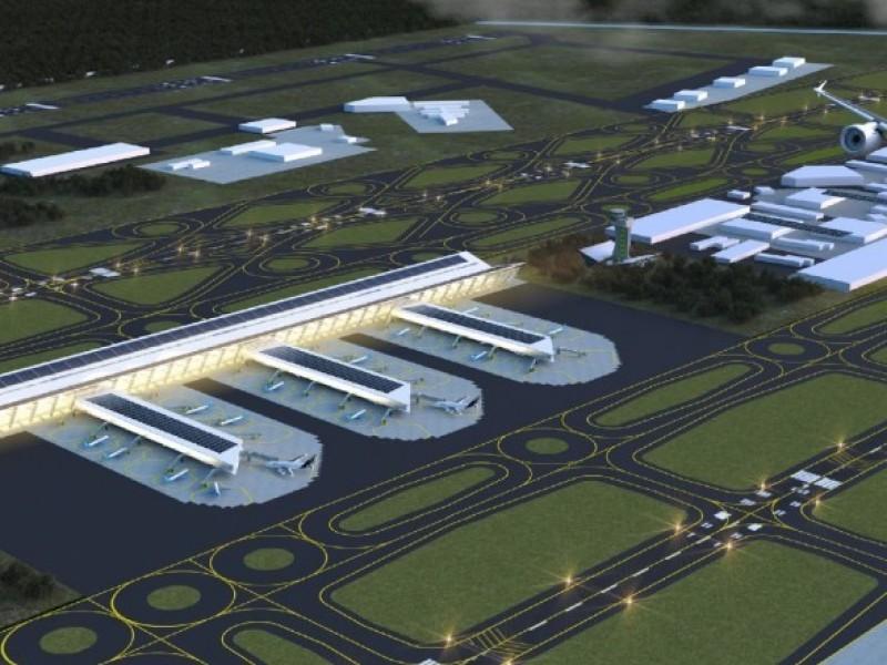Aeropuerto de Santa Lucía sí va; iniciarán obras