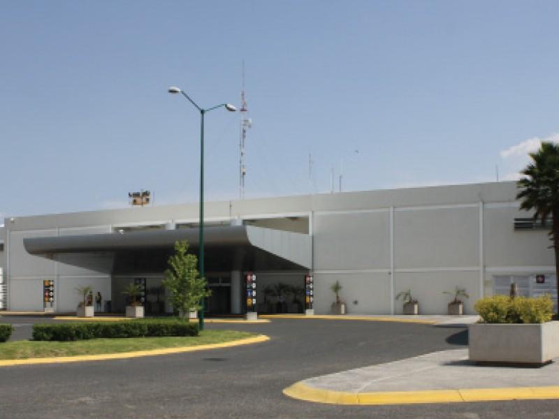 Aeropuerto Internacional de Querétaro celebra 16 años