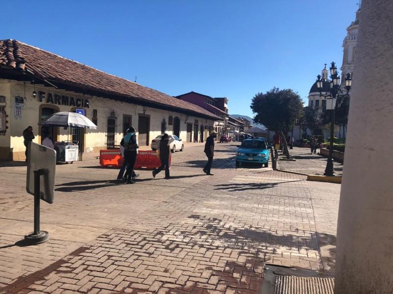 Afecta falta de turismo por covid-19 en Chignahuapan