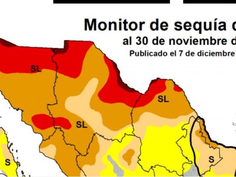 Afecta la sequía a 40 municipios en el consumo humano