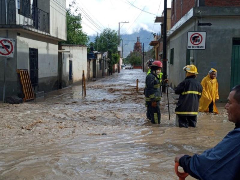 Afecta temporada de lluvias decenas de municipios; van 9 decesos